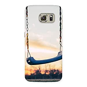 NEO WORLD Remarkable Swinger Back Case Cover for Samsung Galaxy S6 Edge Plus