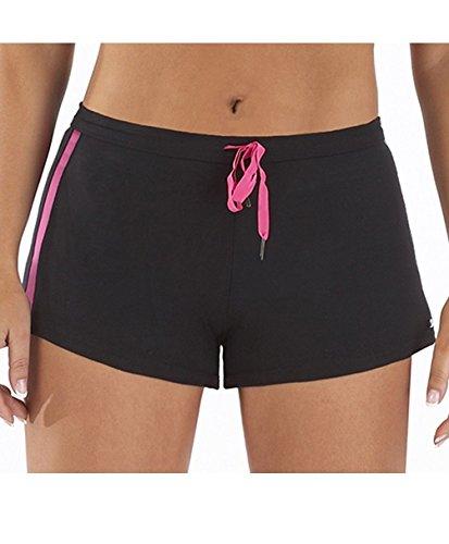 deportes-berlei-mover-corta-adicional-negro-black-pink-tallas-10-12
