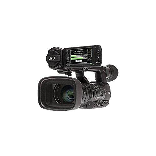 JVC-gy-hm650e Camcorder Kamera in Karten SDXC, SDHC + WLAN/MXF/FTP/GPS