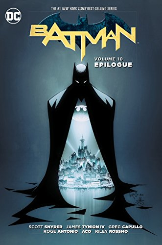 Batman Vol. 10 Epilogue (The New 52) Cover Image