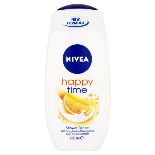 NIVEA Happy Time Shower Cream 86286 250ml