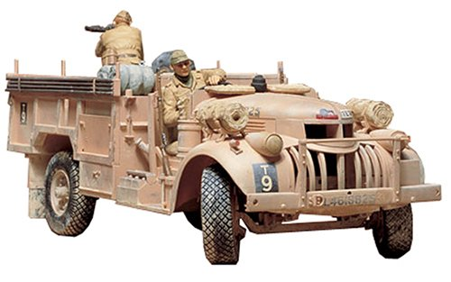 Modellino di jeep militare