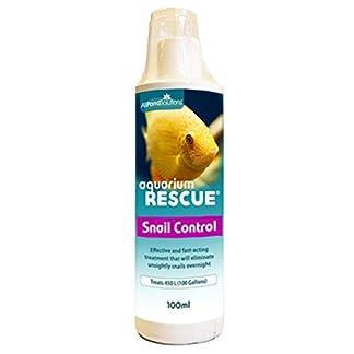 All Pond Solutions Aquarium Rescue Snail Control, 100 ml 7