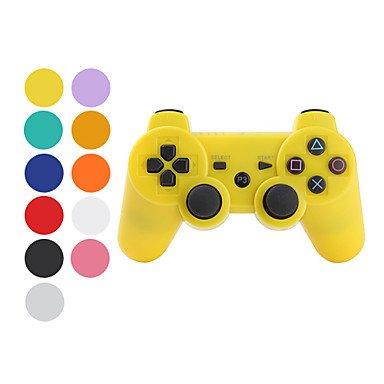 Controller Skin-rosa Ps3 (Kabelloser Controller fŸr PS3 (verschiedene Farben) , Rosa)