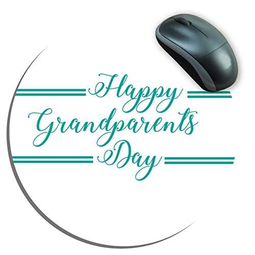 My Custom Style Mauspad Kollektion #Festa Nonni_A# Microfibra Tondo Festa Nonni-Grand Parent -