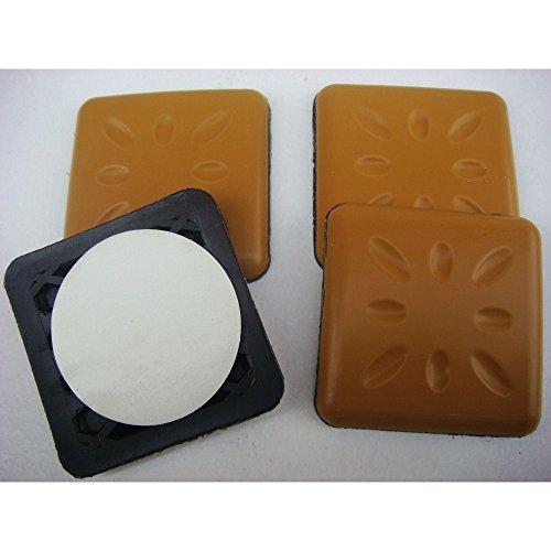 32-patins-glisseurs-nouvelle-generationadhesif-teflon40-x-40-mmmiel-vrac