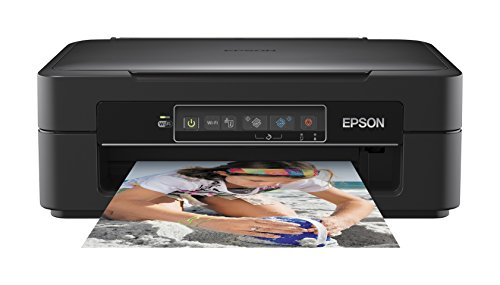 Epson Expression Home XP-235 - Impresora inyección de tinta multifunción (Wi-Fi, Epson Connect), color negro