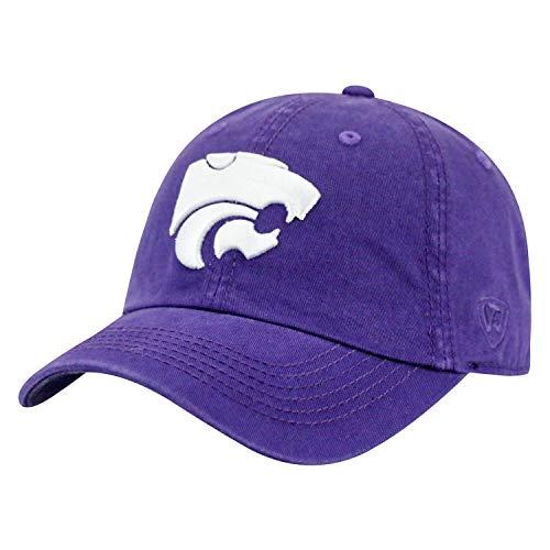 Herren Athletic Verstellbarer Gurt (Kansas State Wildcats für Erwachsene Hat verstellbar)