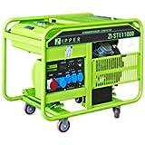Generador de corriente 4 tiempos 12 kw