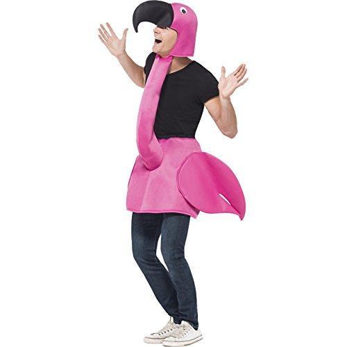 a Einteiliger gepolsterter Körper mit angesetztem Hals & Haube, One Size (Hut Halloween Kostüme Maske)