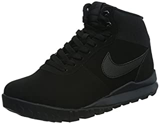 Nike Hoodland Suede Herren Desert Boots, Black (Black (Schwarz / Schwarz-Anthrazit)), 44 EU (B00ICU5CDK) | Amazon price tracker / tracking, Amazon price history charts, Amazon price watches, Amazon price drop alerts