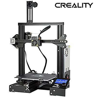 Official Creality Newest version 3D Printer of Ender 3 and Ender 3 Pro