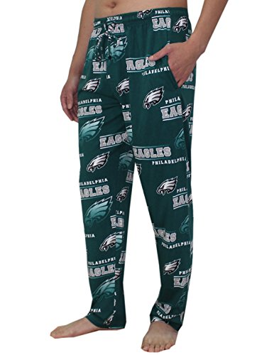 Dallas Cowboys Robe (NFL Philadelphia Eagles Herren Herbst / Winter Nachtwäsche / Pyjama Hose S)