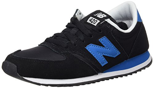 New Balance 420, Scarpe Running Unisex - Adulto, Multicolore (Black 001), 42 EU