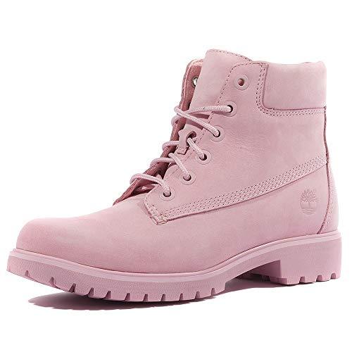 Timberland 6 Inch Premium Damen Boots Farbe: Rosa (A185J); Größe: EUR 38.5   US 7.5   UK 5.5 - Rosa Timberland Boots Frauen
