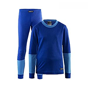 Craft bambini Set JR base layer, Soul/ray, 110/116