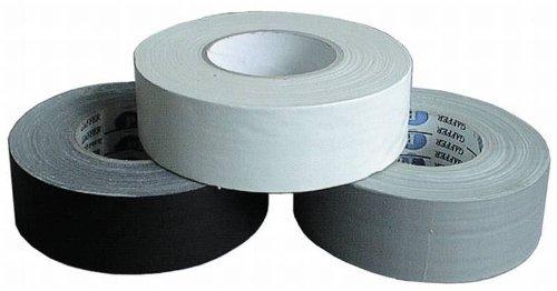 Universal-GAFFA Gewebeband 50mx50mm ws Farbe: weiß