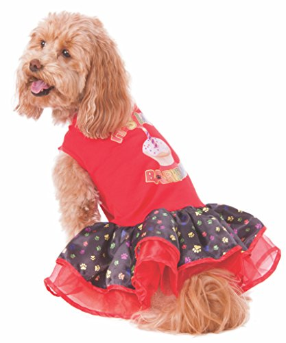Rubie's barkday Pet Tutu Kleid, X-Large