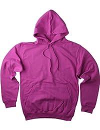 Unisex College Sweatshirt mit Kapuze
