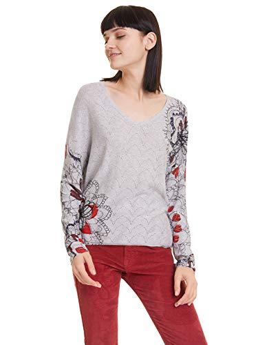 Desigual Pullover Arugambay Felpa Donna