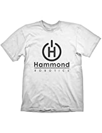 Titanfall T-Shirt Hammond Robotics Size S [Importación Alemana]