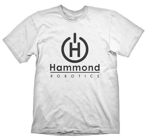 Camiseta Titanfall Hammond Robotics M