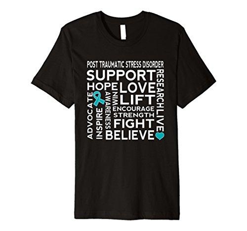 Ptsd Post traumatische belastungsstörung Bewusstsein T-Shirt