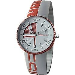 Reloj de cuarzo Momo Design Jet, Aluminio, 43mm. 5 atm. MD8187AL-131