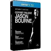 Jason Bourne - Coffret trilogie : La mémoire dans la peau + La mort dans la peau + La vengeance dans la peau