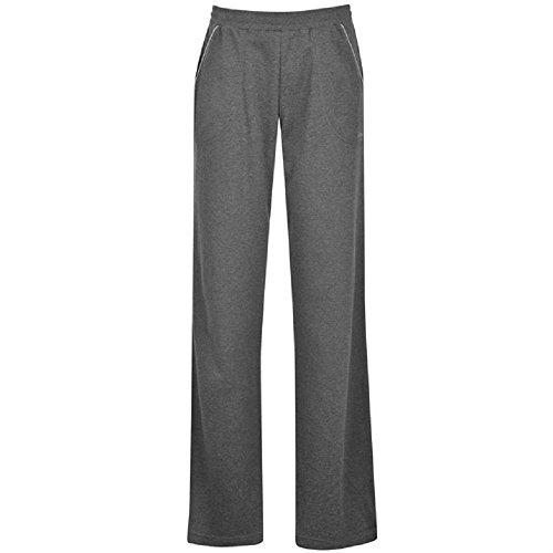 ladies-la-gear-jogging-bottoms-fitness-pants-charcoal-size-12