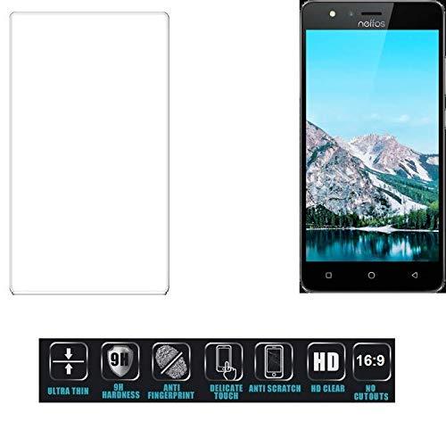 Für TP-LINK Neffos C5S Schutzglas Glas Schutzfolie Glasfolie Bildschirmschutzfolie Bildschirmschutz Hartglas Tempered Glass Verb&glas für TP-LINK Neffos C5S 16:9 Format, bedeckt nicht die Seitenber