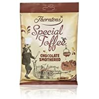 Thorntons Chocolate Smothered Toffee Bag 280g (3302)