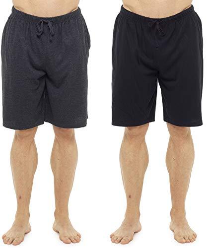 Tom Franks Mens Pack Two Shorts ...