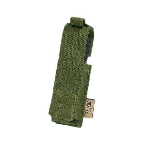 Flyye Einzel 9mm Pistole Magazintasche Ver. HP MOLLE Oliv Drab