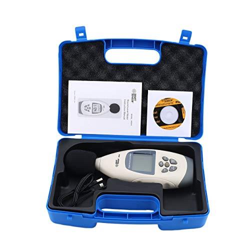 Medidores nivel sonido SMART SENSORAR844 ruido detector