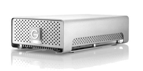 G-Technology G-RAID Mini 1TB externe Festplatte (6,3 cm (2,5 Zoll) 7200rpm, 8ms, 32MB Cache, USB 2.0)