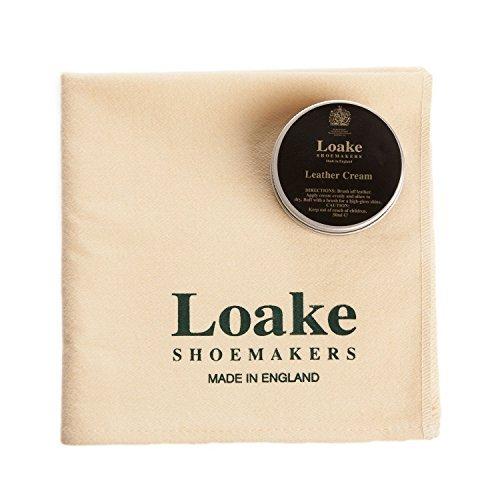 color-beige-y-loake-y-laca-de-limpieza-de-calidad-loake-y-pano-de-pulido-color-negro-talla-m
