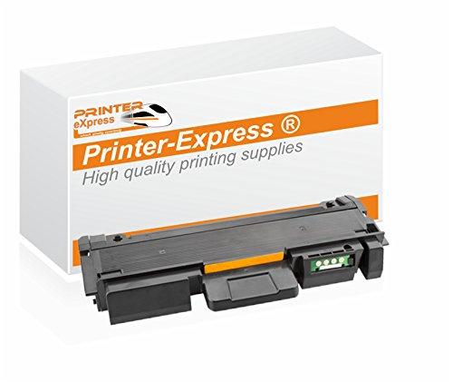 Printer-Express XXL Toner ersetzt Samsung MLT-D116L, D116L, 116L, MLTD116L 3.000 Seiten für Samsung SL-M2625 SL-M2626 SL-M2825 SL-M2826 SL-M2875 SL-M2876 / Xpress M2625 M2626 M2835 M2835DW M2675 FN M2825 M2826 M2875 M2876 Drucker schwarz