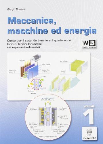 Meccanica. Macchine ed energia. Con espansione online. Per gli Ist. tecnici e professionali: 1