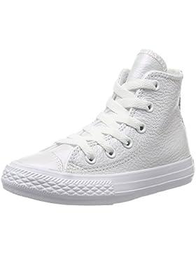 Converse Unisex-Kinder Ctas Hi White Hohe Sneaker