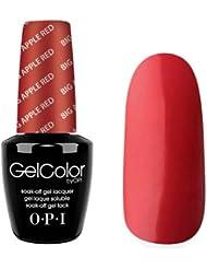 Vernis à ongles LED/UV OPI Gel Couleur 15ML - BIG APPLE RED - 100% gel authenic - livraison gratuite