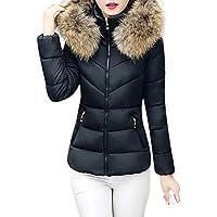 a36e6e8d7c1ac0 Theshy Damen Winterjacke Wintermantel Lange Daunenjacke Jacke Outwear  Frauen Winter Warm Daunenmantel Arbeiten Sie Festen beiläufigen