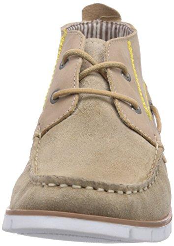 Tamaris  25215, chaussures bateau femme Beige - Beige (Nature 318)
