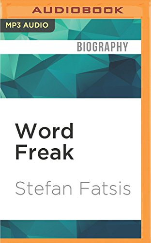 Word Freak: Heartbreak, Triumph, Genius, and Obsession in the World of Competitive Scrabble Players - Scrabble-cd