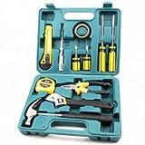 12pcs Car Repair Tool Set Auto Attendant Tool Household Tool Set Kit Vehicle Maintenance Kit