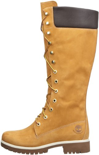 Timberland Premium Waterproof Boot  Women s   Brown  WHEAT   5 UK  38 EU