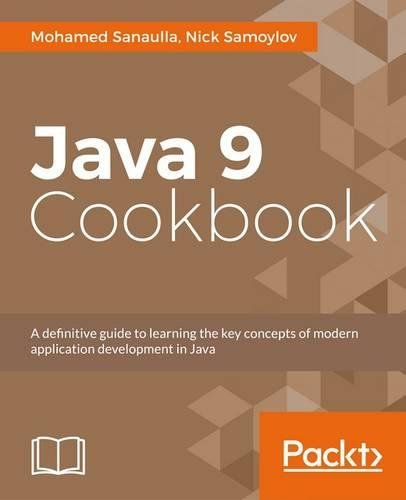 Java 9 Cookbook
