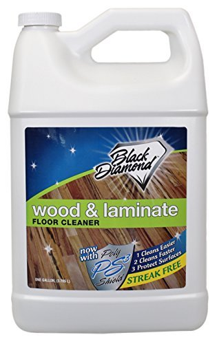 Black Diamond 679773003206 Wood and Laminate Floor Cleaner for Hardwood, Real, Natural and Engineered Flooring - Biodegradable, Safe for Cleaning All Floors by Black Diamond