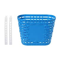 Bicycle Basket Plastic Children Bike Tricycle Scooter Supplies Handlebar Carrier Outdoor Cycling Storage Front Shopping Kids Accessories By Brilcon