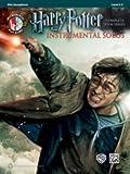 Selections from Harry Potter complete Film series - arrangiert für Altsaxophon - mit CD [Noten / Sheetmusic] Komponist: